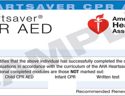 Everything You Need to Know about Your CPR Certificate